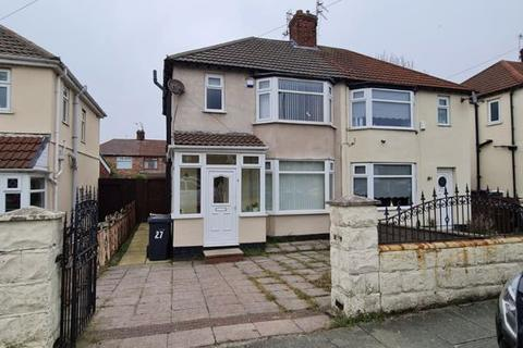 3 bedroom semi-detached house for sale - Burnie Avenue, Bootle