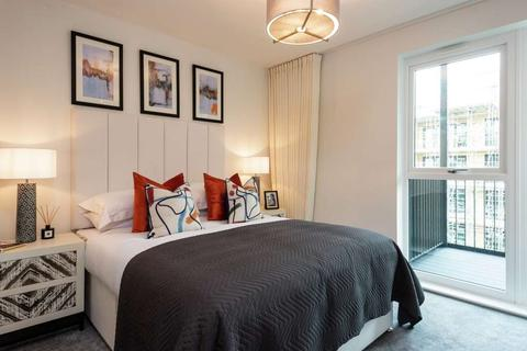 Fairview New Homes - Queensbury Square - Plot 21, Buttercup Apartments at Millbrook Park, Bittacy Hill, Mill Hill, LONDON NW7