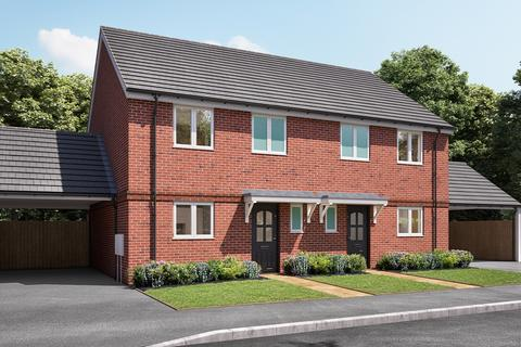 3 bedroom semi-detached house for sale - Plot 99, The Elmslie at Sayers Meadow, London Road, Sayers Common, West Sussex BN6