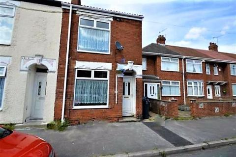 2 bedroom end of terrace house for sale - Middleburg Street, Hull, HU9