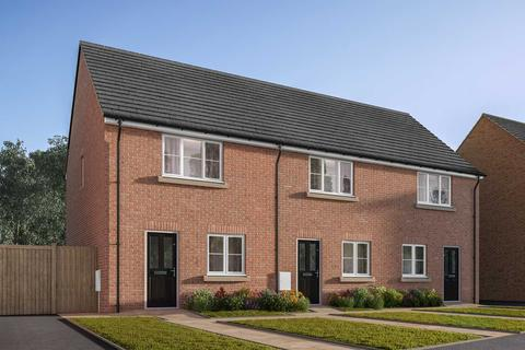 2 bedroom end of terrace house for sale - Plot 2-06, The Harcourt at Heartlands, Spellowgate, Driffield, East Yorkshire YO25