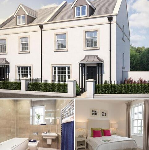 5 bedroom semi-detached house for sale - Plot 218, The Ripley at Sherford, Sherford, Off Haye Road, Plymouth, Devon PL9