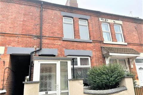 3 bedroom terraced house for sale - Victoria Road, Coalville, LE67