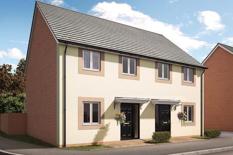 3 bedroom terraced house for sale - Plot 217, The Denbury at Montbray, Montbray, Barnstaple, Devon EX31