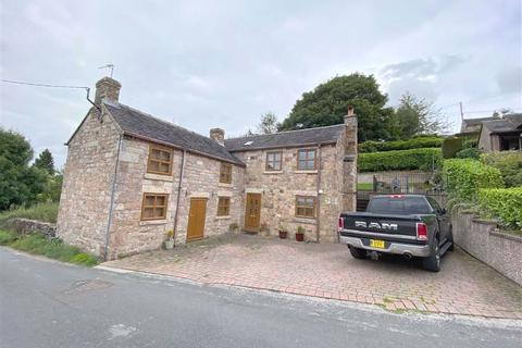 3 bedroom detached house for sale - Greenway Bank, Light Oaks, Stockton Brook, Staffordshire