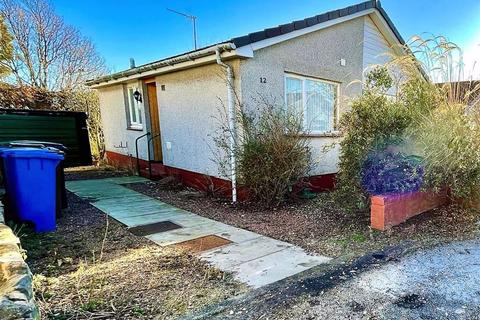 2 bedroom detached bungalow for sale - 12, Mansfield Road, Balmullo, Fife, KY16