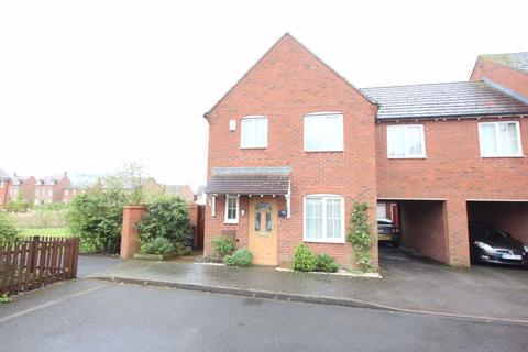 4 bedroom detached house to rent - Paddock Way, Hinckley, Leicestershire