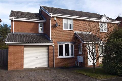 3 bedroom semi-detached house for sale - Dearham Grove, Cramlington