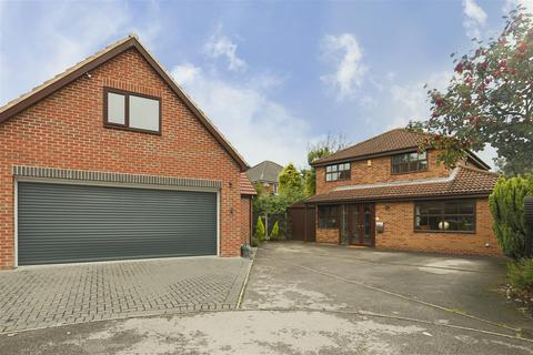 5 bedroom detached house for sale - Winston Close, Mapperley Plains, Nottinghamshire, NG3 5SR