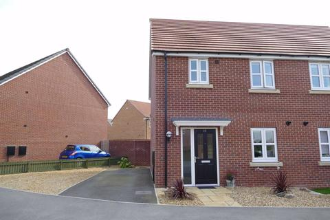3 bedroom semi-detached house for sale - Amos Drive, Pocklington