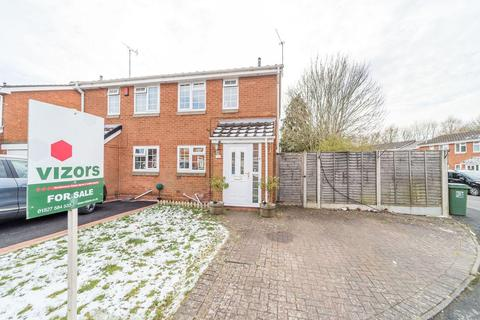 2 bedroom semi-detached house for sale - Abbotswood Close, Winyates Green, Redditch