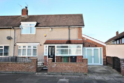 2 bedroom end of terrace house for sale - Wynyard Road, Owton Manor, Hartlepool