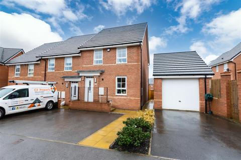 3 bedroom end of terrace house for sale - Thomas Wroe Way, Meltham, Holmfirth