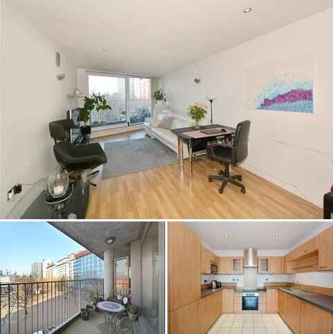 1 bedroom apartment for sale - Balearic Apartments, 15 Western Gateway, Newham, London, E16