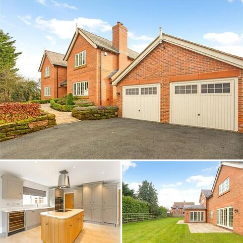 4 bedroom detached house to rent - Barton Road, Barton, Malpas, Cheshire, SY14