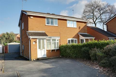2 bedroom semi-detached house for sale - Spencer Close, Alsager, Stoke-On-Trent