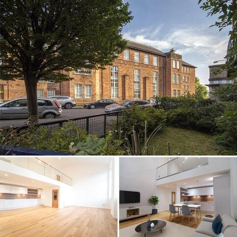 3 bedroom character property for sale - The Tempest, The Premier Collection, North Kelvin Apartments, Glasgow, G20