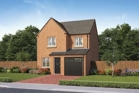3 bedroom detached house for sale - Plot 167, Baxter at Amblers Grange, Barley Avenue, Pocklington YO42