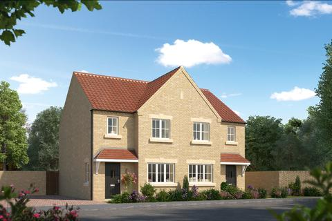 3 bedroom semi-detached house for sale - Plot 1, The Beswick at St George's Walk, St George's Walk, Harrogate HG2