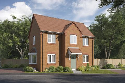 3 bedroom detached house for sale - Plot 35, The Thespian at Woodland Rise, Woodville Road, Hartshorne DE11