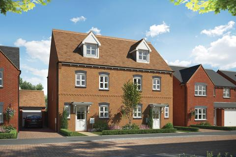 4 bedroom semi-detached house for sale - Plot 50, The Worcester at Curzon Park, Derby Road, Wingerworth S42