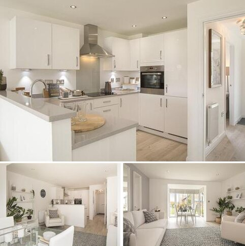 3 bedroom semi-detached house for sale - Plot 299, Cannington at Mill Brook, Trowbridge Road, Westbury, WESTBURY BA13