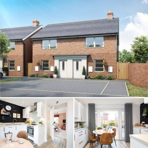 2 bedroom terraced house for sale - Plot 35, Kenley at Canal Quarter at Kingsbrook, Burcott Lane, Aylesbury, AYLESBURY HP22