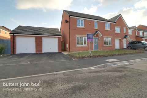 4 bedroom detached house for sale - Philip Clarke Drive, Hartshill