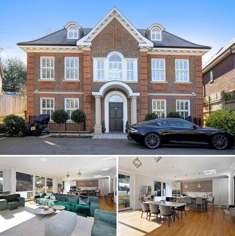 7 bedroom detached house to rent - Deepdale, Wimbledon, London, SW19