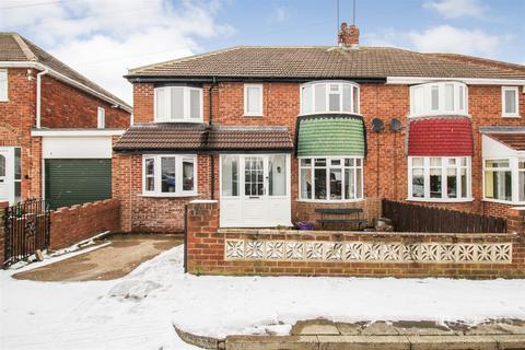 3 bedroom semi-detached house for sale - Troutbeck Road, Seaburn Dene, Sunderland, SR6 8LA