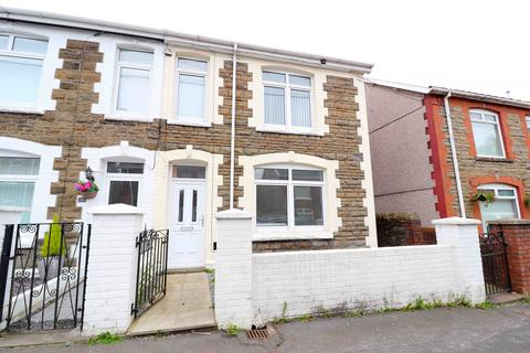3 bedroom semi-detached house for sale - Dunraven Street, Neath, West Glamorgan, SA11