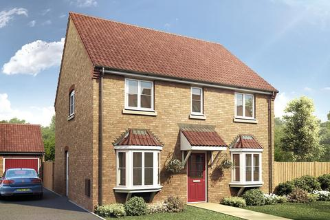 Allison Homes - Oakley Rise - Plot 41, Camberley at Lyveden Fields, Livingstone Road, Corby, CORBY NN18