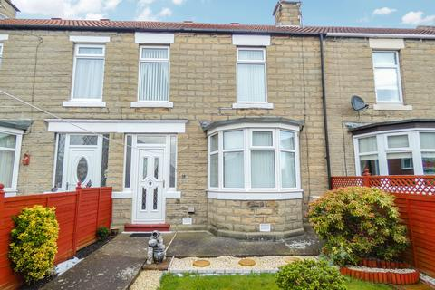 2 bedroom terraced house to rent - Titchfield Terrace, Ashington, Northumberland, NE63 0JP