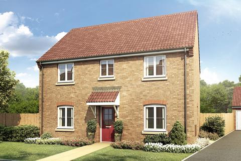 4 bedroom detached house for sale - Plot 58, The Ancaster at Oakley Rise, Livingstone Road, Corby NN18
