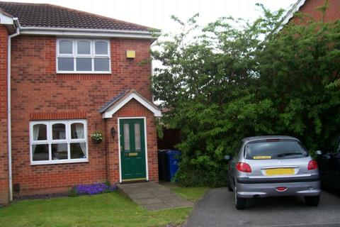 2 bedroom semi-detached house to rent - Mimosa Crescent, Sunny Hill, Derby, DE23 1WP