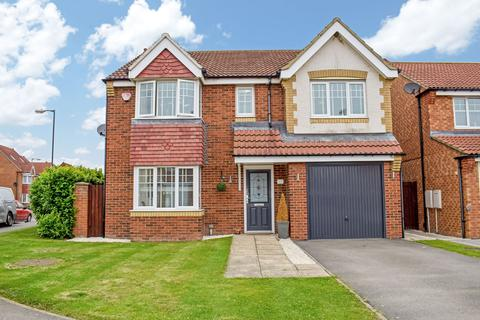 5 bedroom detached house for sale - Rothbury Drive, Portland Estate, Ashington, Northumberland, NE63 8TJ