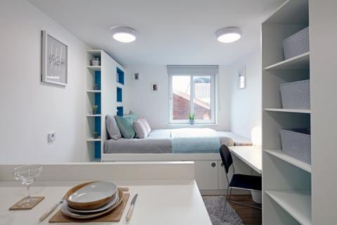 Studio to rent - Coquet Street, Newcastle, England NE1 2QE