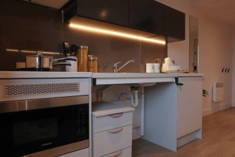 Studio to rent - New City Road, Glasgow, Scotland G4 9PA