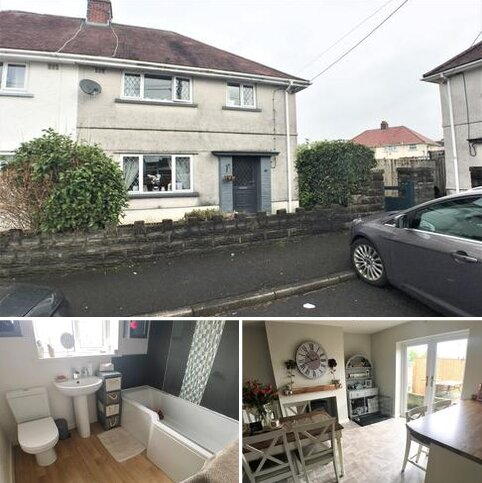 3 bedroom semi-detached house for sale - Ffos Yr Efail Terrace, Pontarddulais