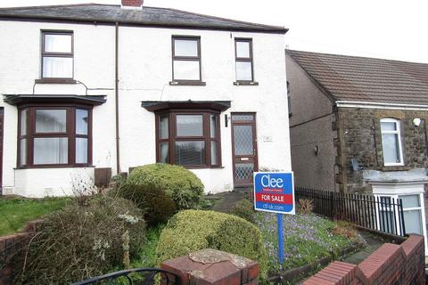 3 bedroom semi-detached house for sale - Crown Street, Morriston, Swansea, City And County of Swansea.