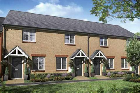 2 bedroom terraced house for sale - Plot 32, The Hereford at Farriers Reach, Off Main Road, Barleythorpe Oakham, Rutland LE15