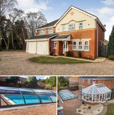 5 bedroom detached house for sale - The Birches, Southampton Road, Hythe