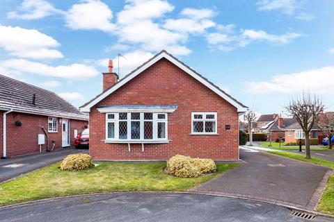 2 bedroom detached bungalow for sale - Blackshaw Close, Mossley, Congleton