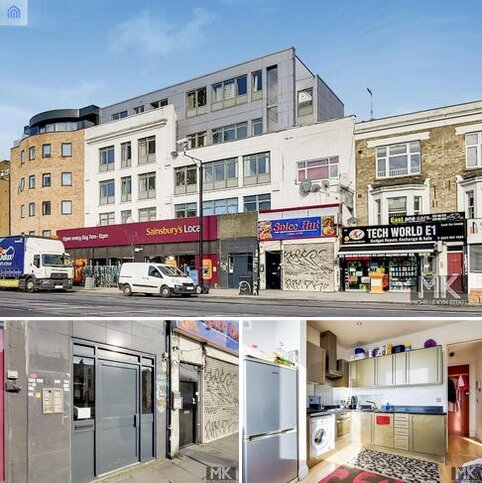 1 bedroom flat to rent - Gallery Apartments, 331 Commercial Road, London, E1 2PS