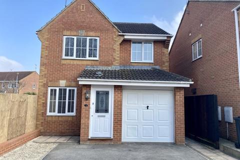 3 bedroom detached house for sale - Juno Way, Rushey Platt, Swindon