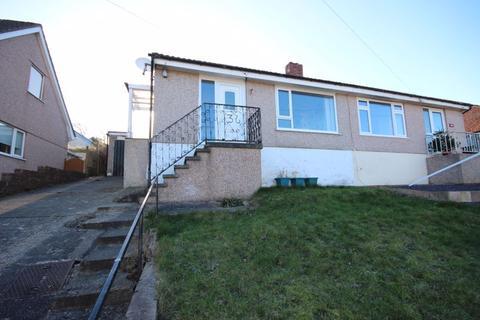 2 bedroom semi-detached bungalow for sale - Maes-Y-Llan, Gyffin