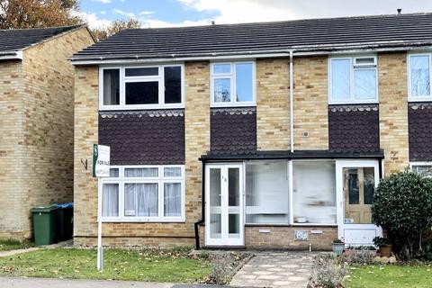 3 bedroom end of terrace house for sale - Foxwarren, Claygate