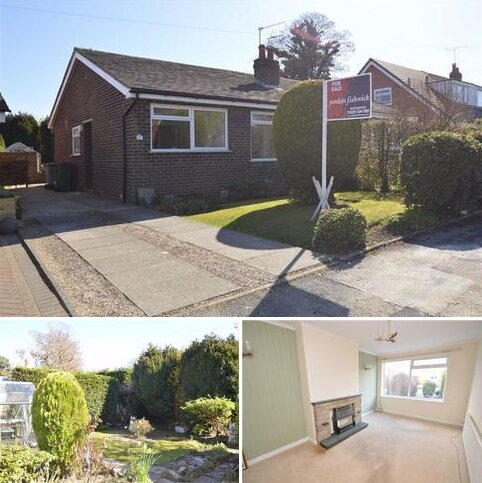 2 bedroom semi-detached bungalow for sale - St Austell Avenue, Macclesfield