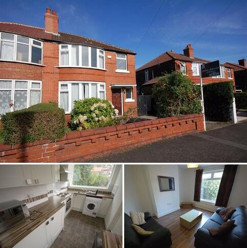 3 bedroom semi-detached house to rent - Brentbridge Road, Fallowfield, Manchester