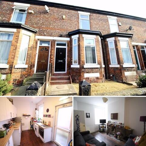 3 bedroom terraced house to rent - Davenport Avenue, Withington, Manchester